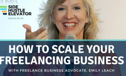 How To Scale Your Freelance Business (FAST) w/ The Freelance Conference Founder, Emily Leach (2019)