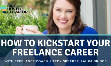 Freelance Side Hustle: Interview w/Laura Briggs, Ph.D., Biz Coach, Author & Speaker