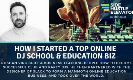 How To Start a Successful Online Education Biz w/Digital Marketing Expert, Roshan Virk